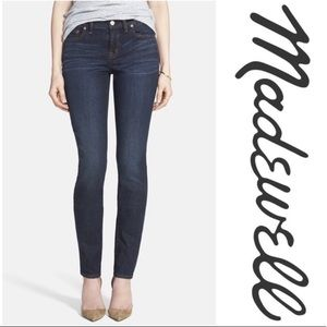 Made well Alley straight jeans